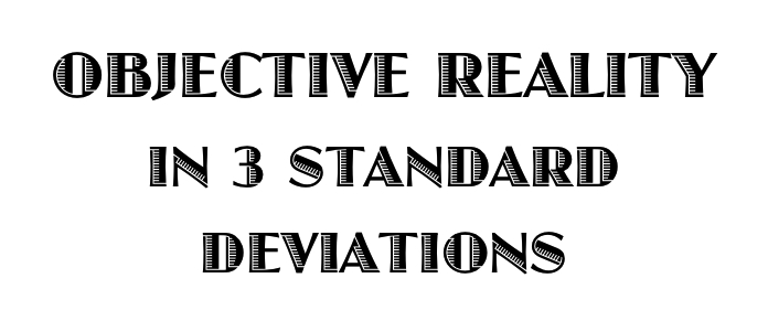 Objective reality