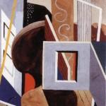 1929 Francis Bacon - Gouache