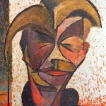 1930 Francis Bacon - Self Portrait