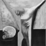 1933 Francis Bacon - Crucifixion - 1