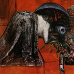 1945 Francis Bacon - Figure Study II
