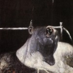 1949 Francis Bacon - Head I