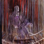 1950 Francis Bacon - Study after Velazquez II