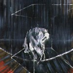 1950 Francis Bacon - Study for Nude Figure