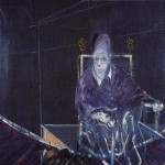 1951 Francis Bacon - Pope I