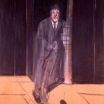 1951 Francis Bacon - Portrait of Lucian Freud