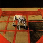 1952 Francis Bacon - Dog I