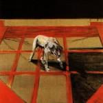 1952 Francis Bacon - Dog I
