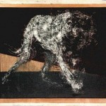 1952 Francis Bacon - Painting of a dog