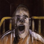 1952 Francis Bacon - Study for the Head of a Screaming Pope