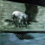 1953 Francis Bacon - Man with Dog