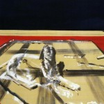 1953 Francis Bacon - Sphinx I