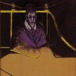 1953 Francis Bacon - Study for Portrait I