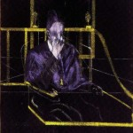1953 Francis Bacon - Study for Portrait IV