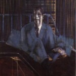1953 Francis Bacon - Study for a Portrait (1)
