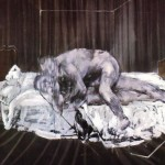 1953 Francis Bacon - Tow Figures