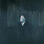 1954 Francis Bacon - Man in Blue VII