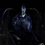 1955 Francis Bacon - Figure Seated (the Cardinal)