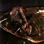 1956-57 Francis Bacon - Figure in a landscaspe
