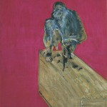 1957 Francis Bacon - Chimpanzee