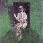 1957 Francis Bacon - Study for the Nurse from the Battleship Potemkin