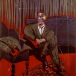 1961 Francis Bacon - Seated Figure