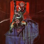 1962 Francis Bacon - Pope and Chimpanzee