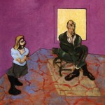 1963 Francis Bacon - Man and Child