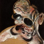 1963 Francis Bacon - Portrait of Man with Glasses III