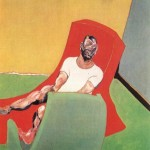 1964 Francis Bacon - Double portrait of lucaian freud and frank auerbach b