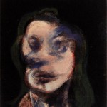 1964 Francis Bacon - Studies for portrait looking right