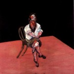 1964 Francis Bacon - Study for Portrait (Isabel Rawsthorne)