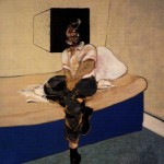 1964 Francis Bacon - Study for a self-portrait