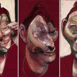 1964 Francis Bacon - Three Studies for a Portrait of Lucian Freud