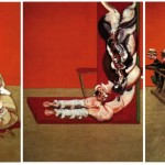 1965 Francis Bacon - Crucifixion