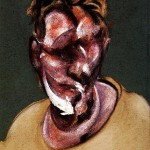 1965 Francis Bacon - Portrait of Lucian Freud