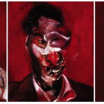 1965 Francis Bacon - Three Studies for a Portrait of Lucian Freud