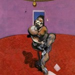 1966 Francis Bacon - Portrait of George Dyer Talking