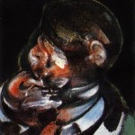 1966 Francis Bacon - Study for Portrait of J.H.
