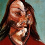 1966 Francis Bacon - Study for a portrait of Isabel Rawsthorne
