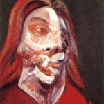1966 Francis Bacon - Three Studies of Isabel Rawsthorne center