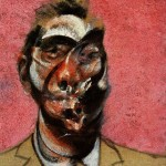 1966 Francis Bacon - Three studies for portrait of george dyer - on pink ground