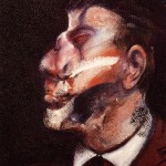 1966 Francis Bacon - Three studies of george dyres - c