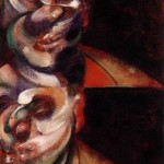 1967 Francis Bacon - Four Studies for a Self-Portrait