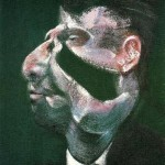 1967 Francis Bacon - Study for Head of George Dyer