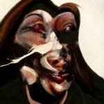 1967 Francis Bacon - Study for Head of Isabel Rawsthorne - 1