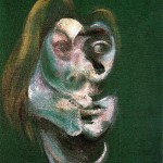 1967 Francis Bacon - Study for head of isabel rawsthorne