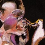 1968 Francis Bacon - Three studies for a portrait - a