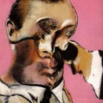1968 Francis Bacon - Three studies for a portrait - b