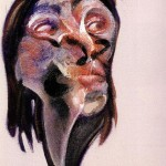 1968 Francis Bacon - Three studies for portrait of isabel rawsthorne - b